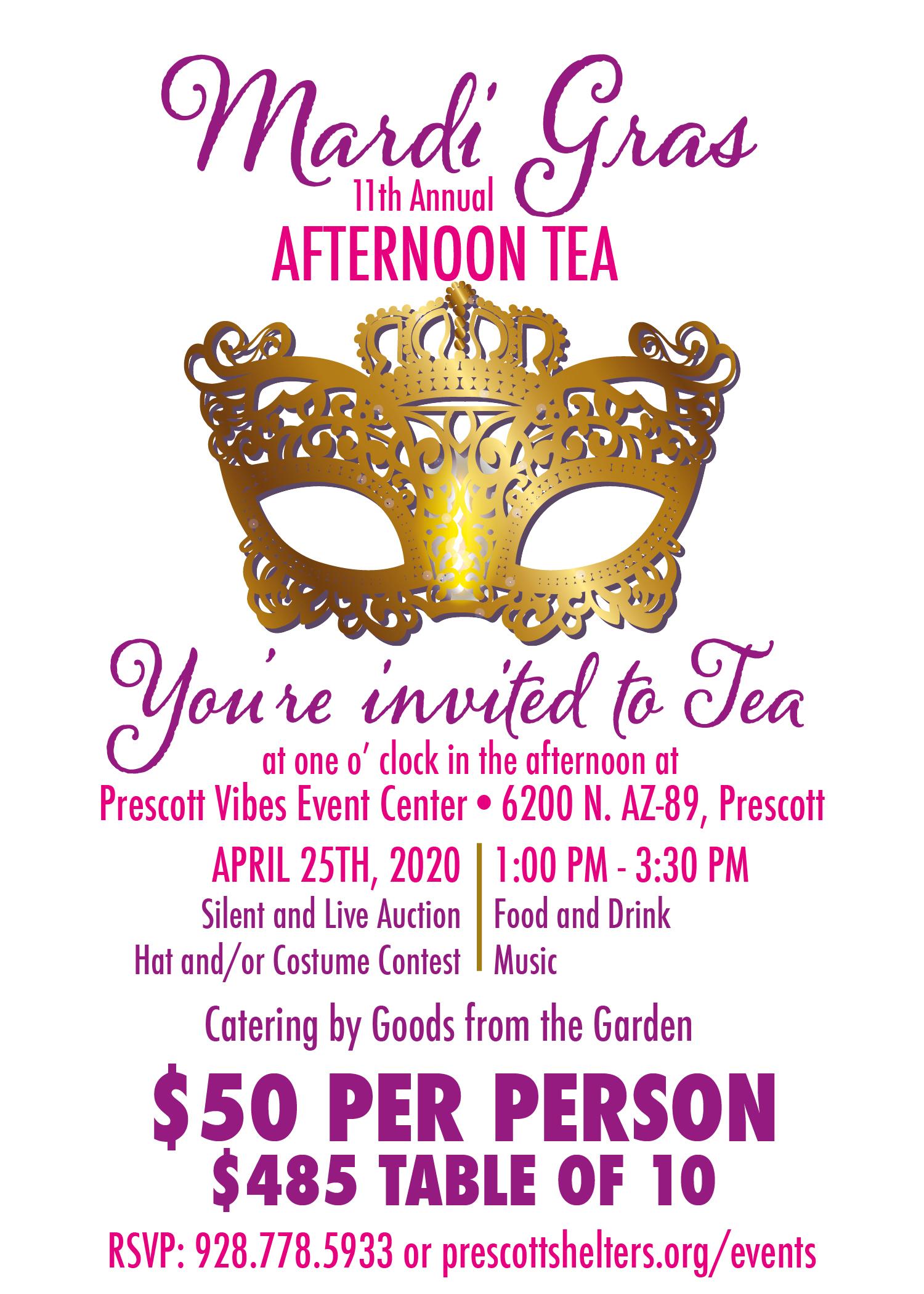 PASS Tea Invite2